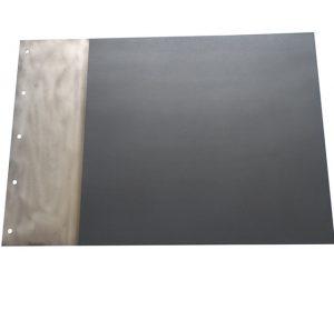 电镀废水蚀刻液回收用钛阳极