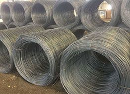 wire rod from our wire rod mill machine