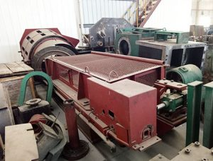 Rolling Mill loop lateral