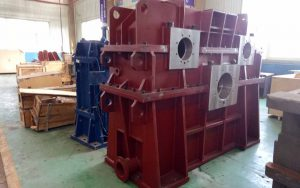 rolling mill Increasing Gearbox Unit