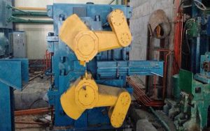 rolling mill flying shear equipment