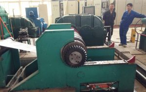 8-Hi kilang Rolling jalur