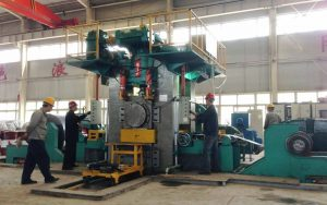 8-hi strip steel rolling mill equipment