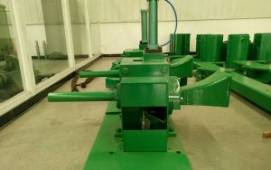 rolling mill gripping shear