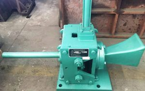 wire rod mill gripping shearing equipment