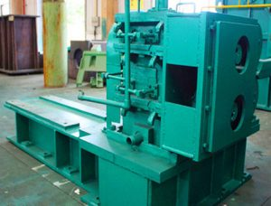rolling mill chopping shear