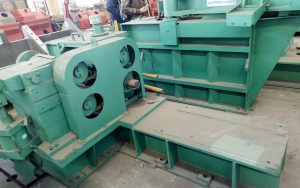 finishing mill chopping shear