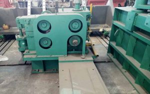 finishing mill chopping shear machine
