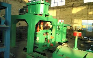 roughing steel rolling mill machine