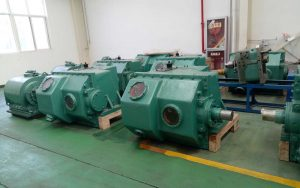 steel rolling mill units