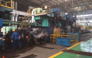 rolling mill factory