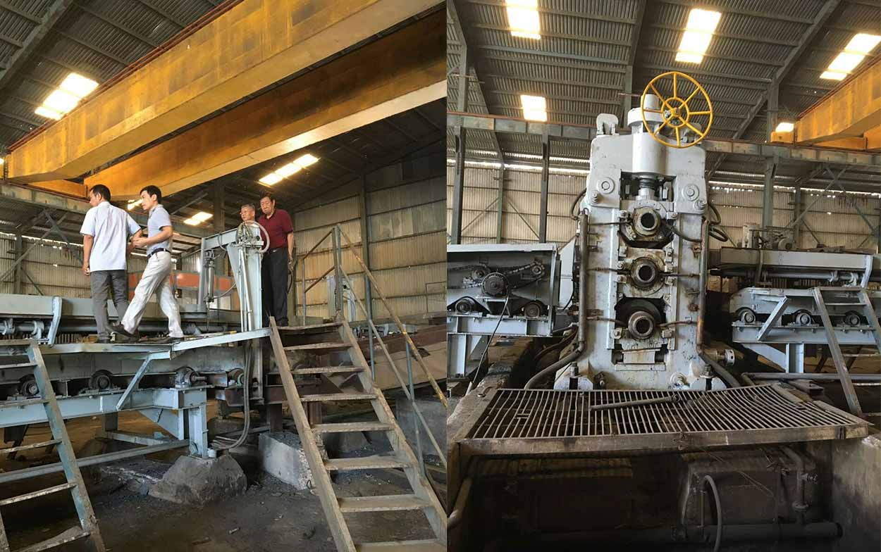 rebar rolling mill equipment