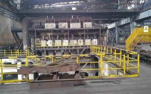 used rebar rolling mill