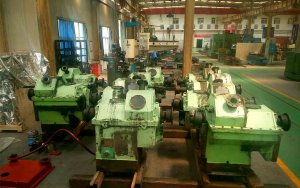 used-wire-rod-Rolling-Mill-Machine