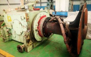 used wire rod mill laying head
