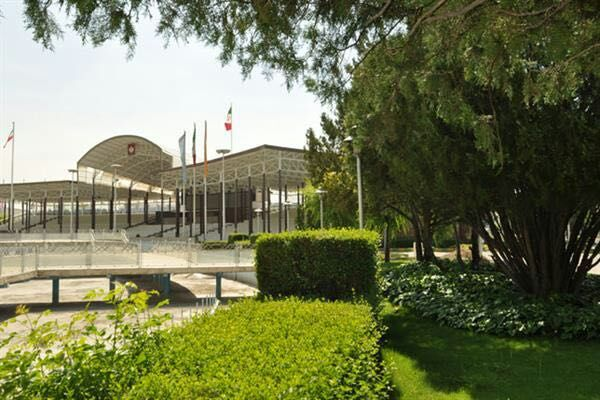 Tehran exhibition for rolling mills