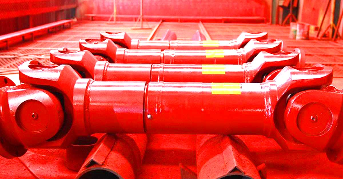 China-cardan-shaft-of-rolling-mill-machine