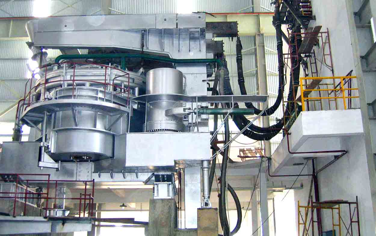 China Industrial Furnace Of Steel Rolling Industry For Sale