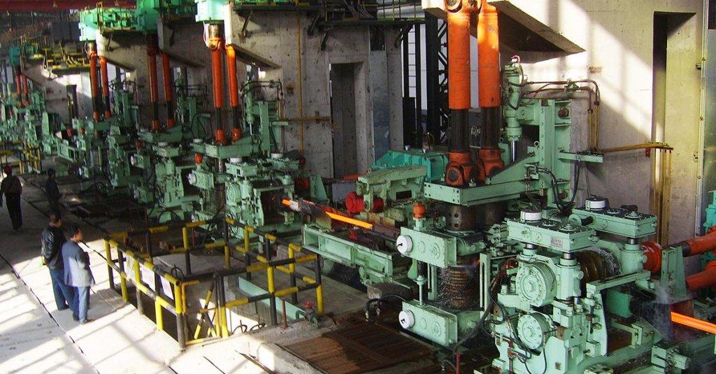 hot-rolling-mill-machine