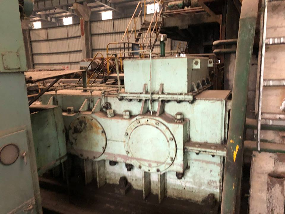 secondhand hot strip rolling mill