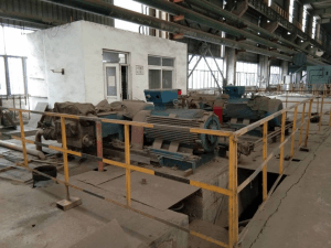 hot-strip-mill-production-line