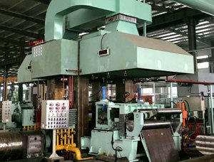 Four-roll Precision Hydraulic Reversing Mill