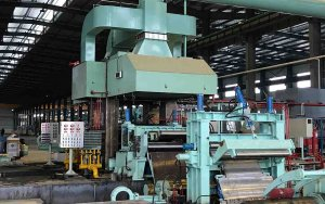 Four-roll-strip-Steel-Rolling-Mill-Machine