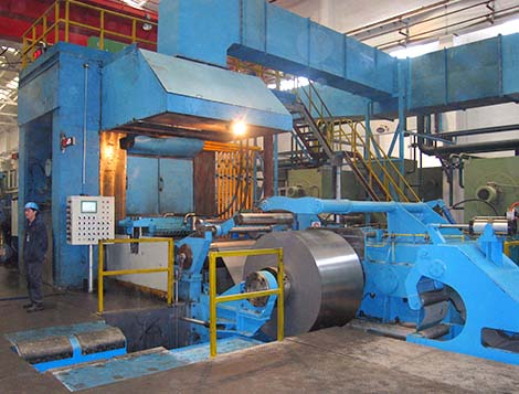 Six-roll-Hydraulic-Rolling-Mill-Equipment