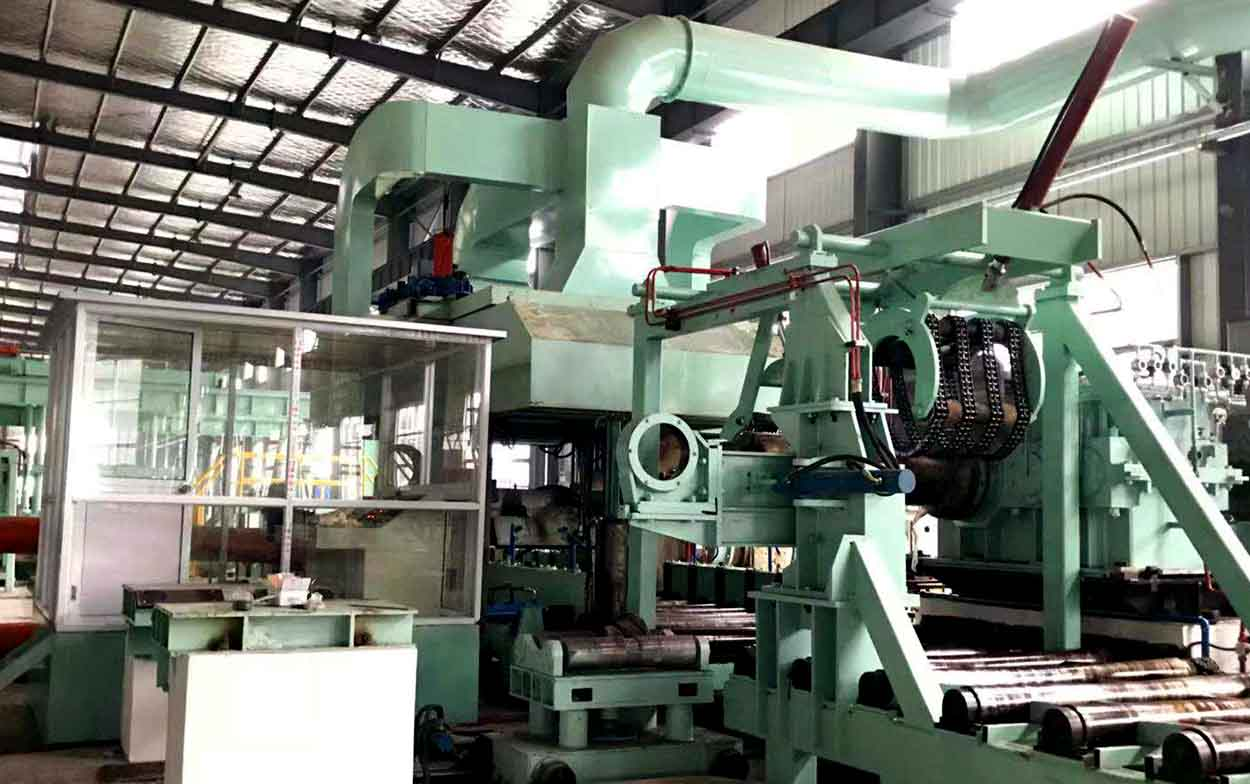 Six-roll Hydraulic Cold Rolling Mill for Sale - Hani Tech
