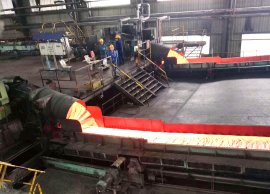 double-line-wire-rod-rolling-mill