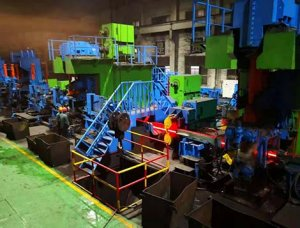 Composite-wire-rod-rebar-Rolling-Mill-Machine