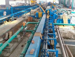 TMT-rebar-bergolek-kilang-line