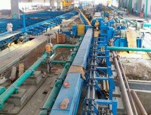 TMT-rebar-Rolling-kilang-Line