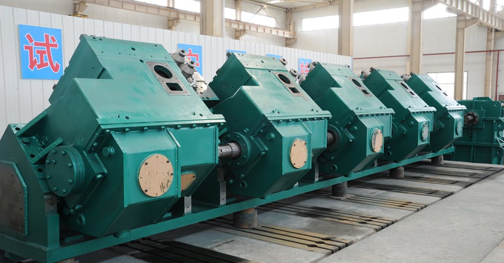 High-speed wire rod mill