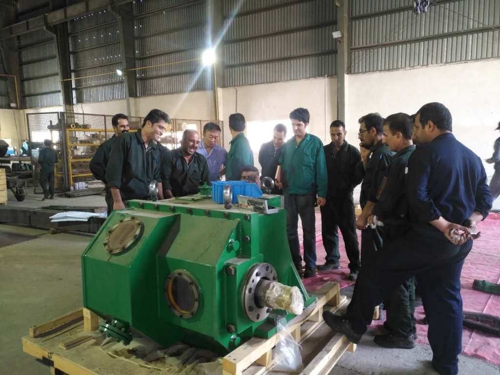 wire rod rolling mill