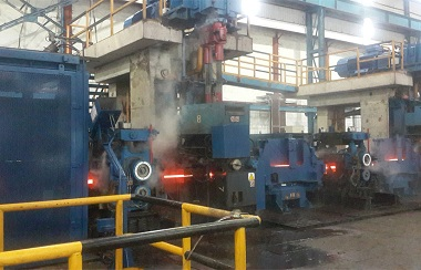Rolling Mill Process