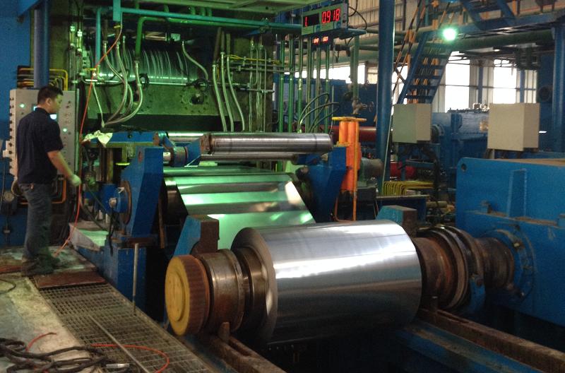 hot tinning production process
