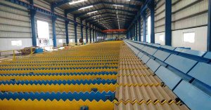 TMT rebar rolling mill supplier