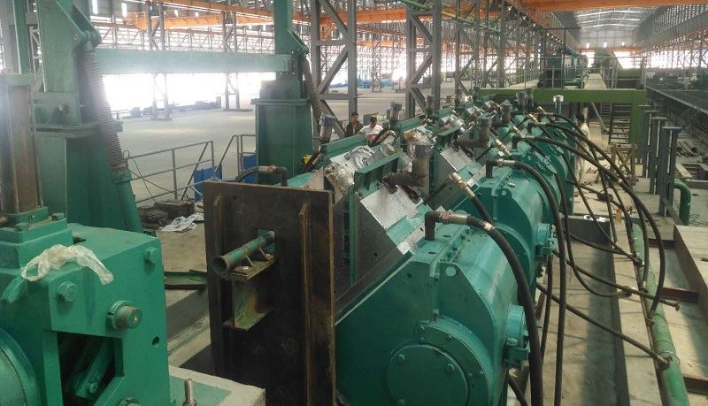 hot rolled wire rod mill