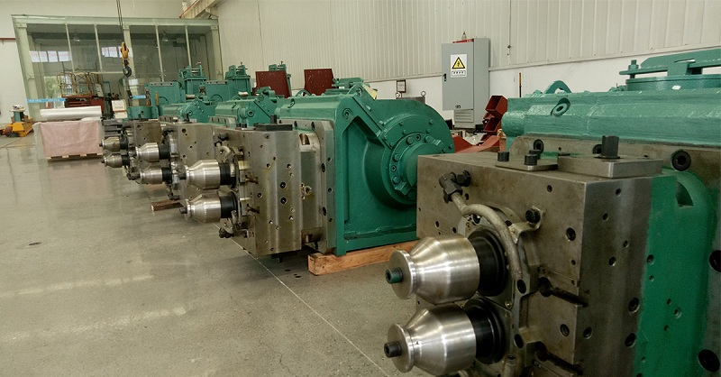 high speed wire rod mill