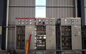 induction furnace electric system