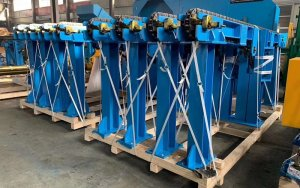 billets grinding machine