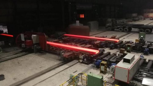 hot rolling line